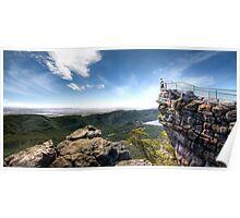 The Pinnacle – Grampians National Park – Victoria Poster