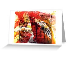 Wings of Invention Greeting Card