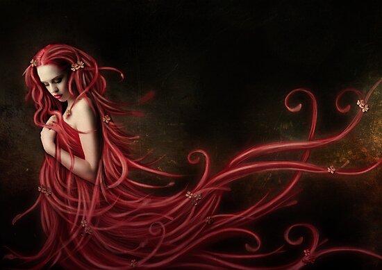 Lady Godiva by Sybille Sterk
