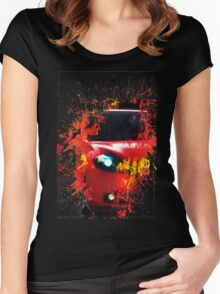 Dodge Dart Women's Fitted Scoop T-Shirt