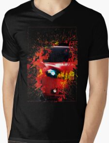 Dodge Dart Mens V-Neck T-Shirt