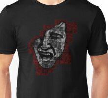 Scream face Unisex T-Shirt
