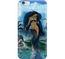 CLASSICAL VINTAGE PIN-UP iphone iPhone Case/Skin