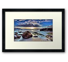Bronte's tingle  Framed Print