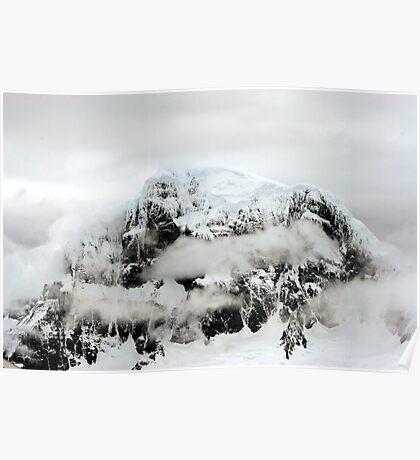 Weather in Antarctica Poster