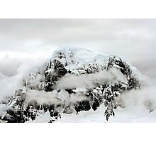 Weather in Antarctica Photographic Print