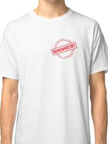 Are you Certified Hemsworthy? Classic T-Shirt