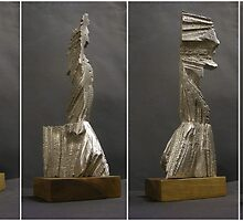 Memorial of Nike-statue by hungarou