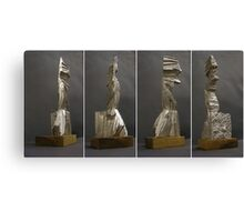 Memorial of Nike-statue Canvas Print