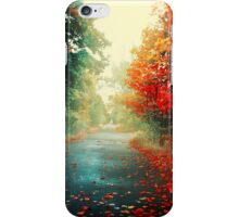 Autumn/Fall Leaves phone cases iPhone Case/Skin
