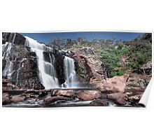 MacKenzie Falls  TWO(Grampians National Park, Victoria, Australia) Poster