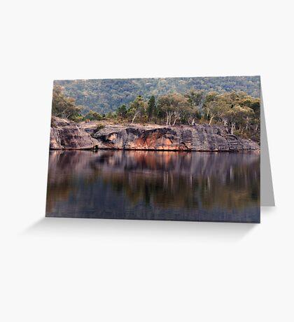 Dunn's Swamp Wollomi  National Park Greeting Card