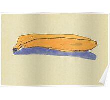 a banana Poster