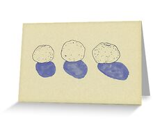 three Greeting Card