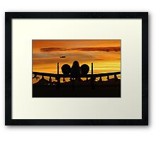 Aviation Framed Print