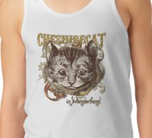 Cheshire Cat Carnivale Style - Gold Version T-Shirt