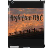 High Line Sunset iPad Case/Skin