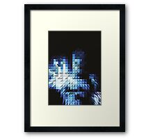 Superhero Two Framed Print