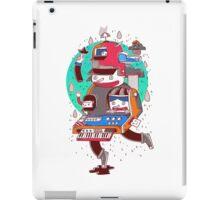 Everyone likes rain iPad Case/Skin