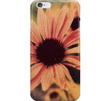 Daisy textured iPhone Case/Skin