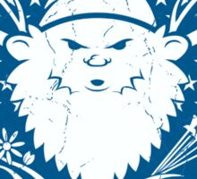 Gnomeland security. Sticker