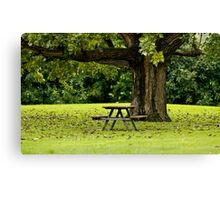 ~Come sit with me~  Canvas Print