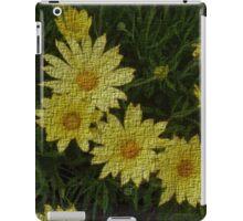 Garden Daisies iPad Case/Skin