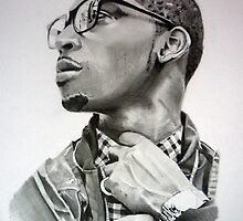Tinie Tempah by lee gordon