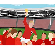 1966 World Cup Photographic Print