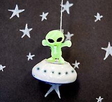 Alien Sighting by BialySnieg96