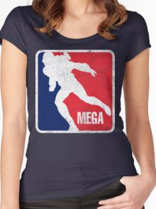 Major League Trip Women's Fitted Scoop T-Shirt