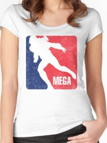 Major League Trip Women's Fitted Scoop T-Shirt