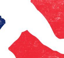 Major League Trip Sticker