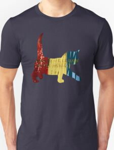 Chameleon Cat Unisex T-Shirt