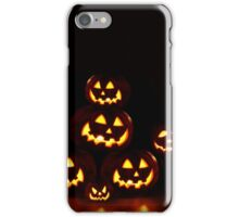 Halloween Pumpkin phone cases & stickers iPhone Case/Skin