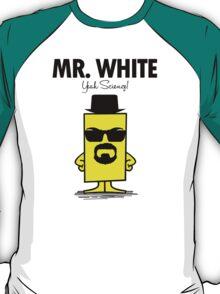 Mr. White T-Shirt