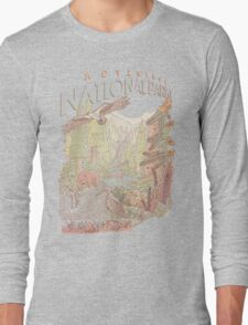 Adventure National Parks Long Sleeve T-Shirt