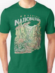 Adventure National Parks Unisex T-Shirt