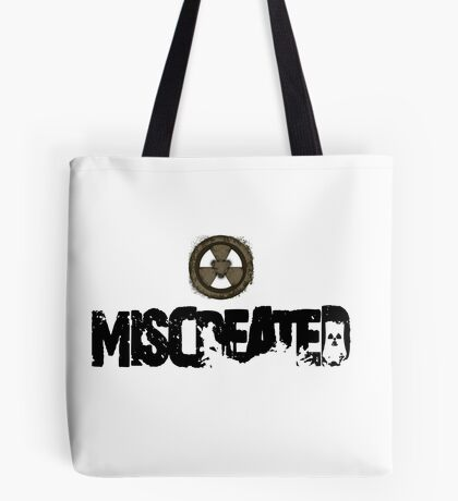 Miscreated Design 1 White (Official) Tote Bag