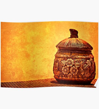 Cookie Cookie Jar Jar Poster