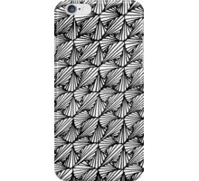 Zentangle Paradox iPhone Case/Skin