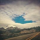 Mt Rainier from the Road by Jonicool