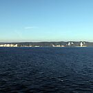 The island of Ruegen as a panoramic picture by Falko Follert