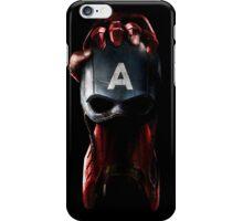 Cap vs Iron iPhone Case/Skin