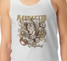 Mad Hatter Carnivale Style - Gold Version T-Shirt