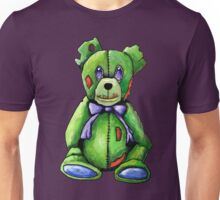 Green Zombie Bear Unisex T-Shirt