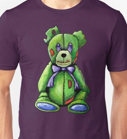 Green Zombie Bear Unisex T-Shirt