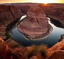 Horseshoe Bend Sunset by Owed To Nature
