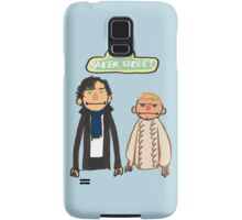 Sherlockesame Street iPhone Case Samsung Galaxy Case/Skin