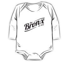 Bronx, NY Shirt One Piece - Long Sleeve